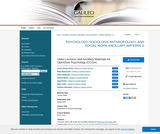 Video Lectures and Ancillary Materials for OpenStax Psychology
