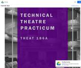 Technical Theatre Practicum Textbook