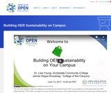 Building OER Sustainability on Campus