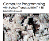 Laboratory Manual for Computer Programming with Python and Multisim
