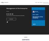 Management of the Enterprise