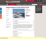 Design Principles for Ocean Vehicles (13.42), Spring 2005