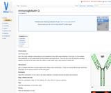 Immunoglobulin G