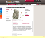 Culture, Embodiment and the Senses, Fall 2005