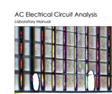 Lab Manual for AC Electrical Circuits