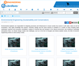 Environmental Engineering (Sustainability and Conservation)