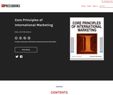 Core Principles of International Marketing