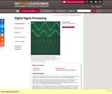 Digital Signal Processing, Spring 2011