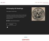 Philosophy 101 Readings