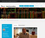 Methods and algorithms for system design