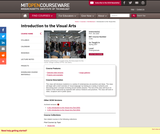 Introduction to the Visual Arts, Spring 2007