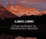 Libro Libre: Beginning Spanish