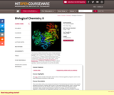 Biological Chemistry II, Spring 2016