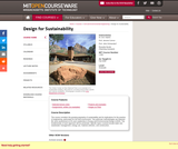 Design for Sustainability, Fall 2006