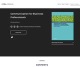 Communication for Business Professionals