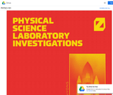 Physical Science Laboratory Investigations : Physical Science Lab Manual