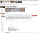 Building-Stone Geology
