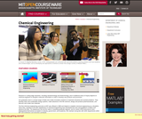 Chemical Engineering Open Courseware from MIT