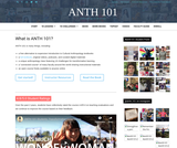 ANTH101: Free textbook and hub for teaching cultural anthropology