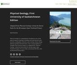 Physical Geology, First University of Saskatchewan Edition