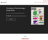 Principles of Pharmacology – Study Guide