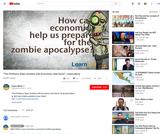 The Economics of the Zombie Apocalypse