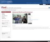 Adolescent Health and Development