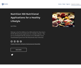 Nutrition 100 Nutritional Applications for a Healthy Lifestyle