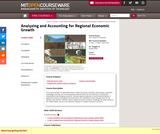 Analyzing and Accounting for Regional Economic Growth, Spring 2009