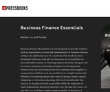 Business Finance Essentials Review