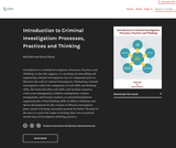 Introduction to Criminal Investigation: Processes, Practices and Thinking
