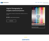 Digital Photography for Graphic Communications