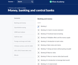 Banking, Money, Finance: Introduction to How Banks Make Money