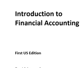 Introduction to Financial Accounting - US Edition