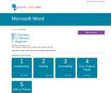 Intro to Microsoft Word