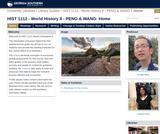 HIST 1112 - World Civilizations II