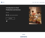 Introduction to Food Production and Service