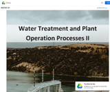 Water Treatment and Plant Operation Processes II
