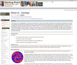 Wheel of Geology