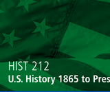 Bay College - HIST 212 - U.S. History 1865 to Present