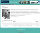 Great Writers Inspire: F. Scott Fitzgerald