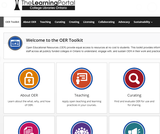 Ontario College Libraries' OER Toolkit