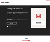 Consequential Contexts: Principles for Effective Community Engagement in Technical and Professional Writing