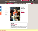 Food and Culture, Spring 2011