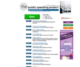 Public Speaking: The Virtual Text