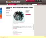 Engineering Design Instructional Computer System (EDICS), Spring 2008