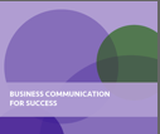 Business Communication for Success PEER REVIEW