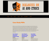 Princeton Dialogues on AI and Ethics Case Studies